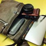 membawa gadget saat travelling