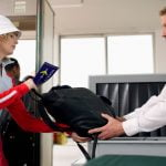 pemeriksaan keamanan di bandara