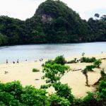 Pulau Sempu surga tersembunyi ari malang Jawa Timur