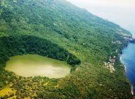 Inilah Danau Tolire di Ternate Yang Menyimpan Beragam Cerita Dibalik Keindahanya