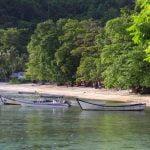 Pantai Gapang Kota di Kota Sabang memiliki Keindahan yang Tiada Duanya