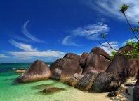 Keindahan surga kecil dari belitung, pantai tanjung kalayang