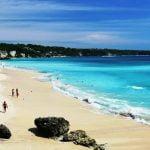 panorama pantai dreamland