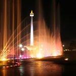 Mengikuti Banyak Acara Tahun Baru di Monumen Nasional