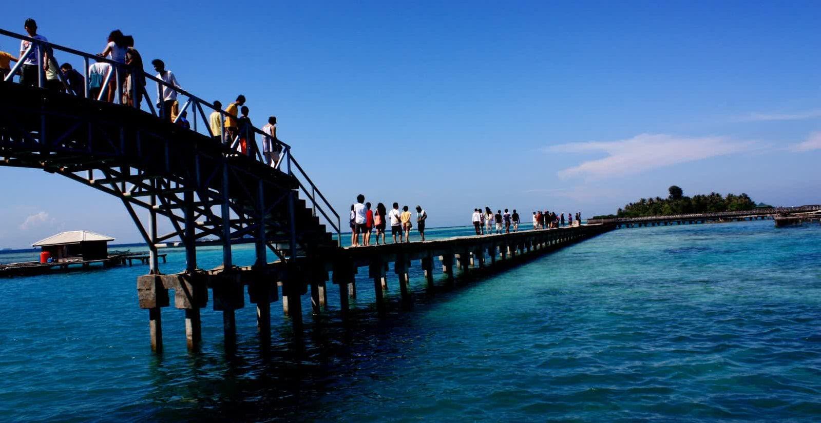 Menikmati Suasana Pantai di Kepulauan Seribu yang mempesona