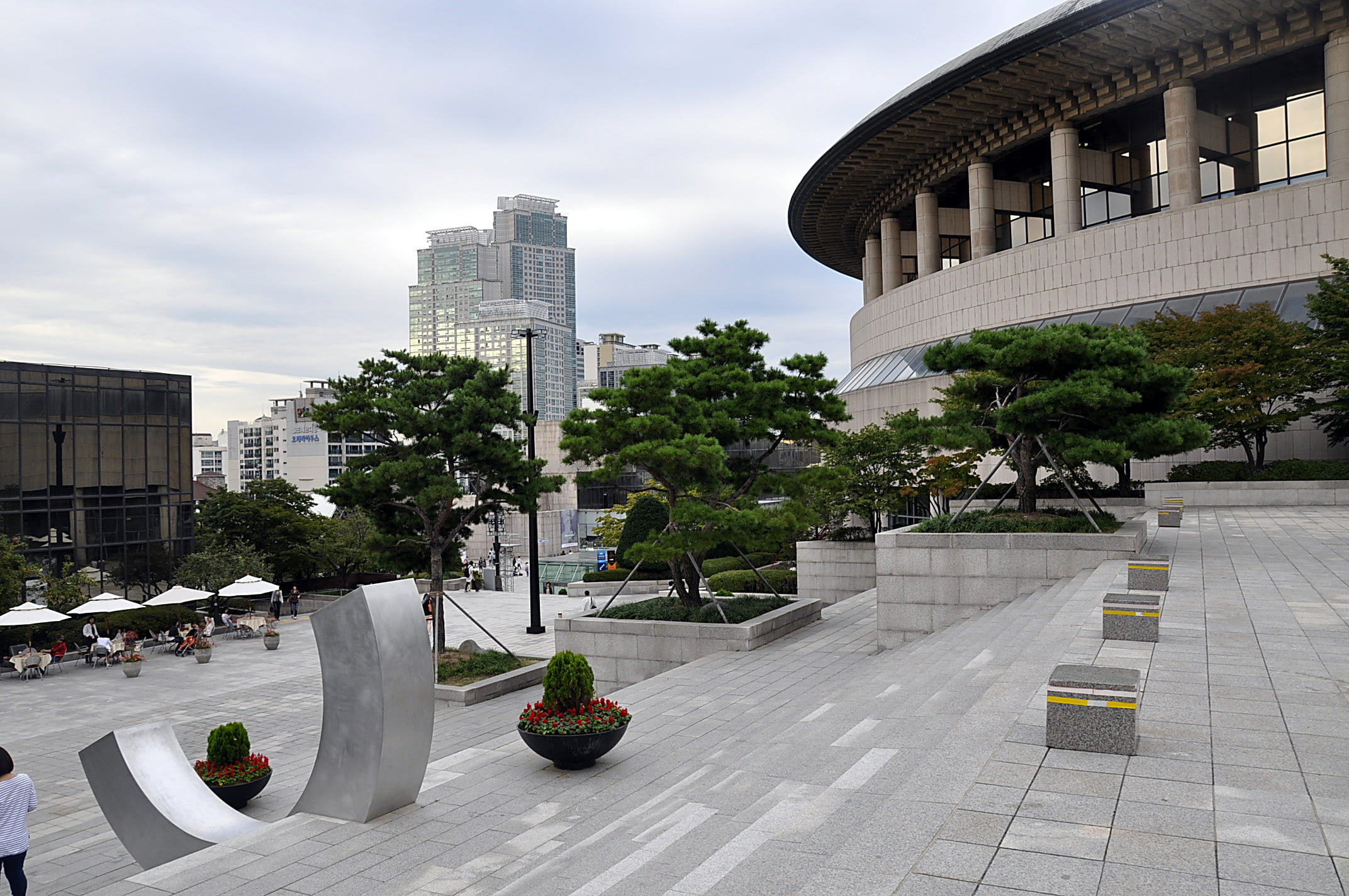 Seoul Arts Center (Pusat Kesenian Seoul)