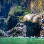 Menakjubkanya Cukang Taneuh, Green Canyon Yang Ada di Indonesia
