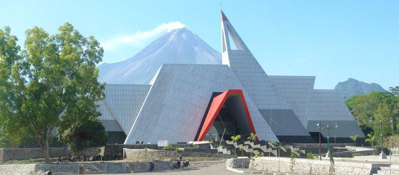 Mengenal Lebih Dekat Gunung Api di Museum Gunung Merapi Yogyakarta