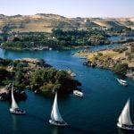 Sungai Terpanjang di Dunia (Sungai Nil)
