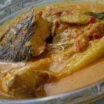 Gulai Tepek Ikan khas jambi