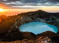Pesona Gunung Kelimutu, Salah Satu Gunung Api Terindah di Dunia Yang Ada Di Indonesia 2