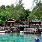 pulau rubiah yang sangat mempesona