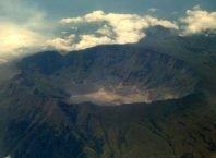 Gunung tambora, raksasa dari Bima