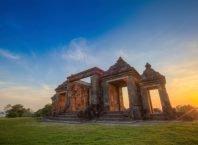 Menyingkap Eksotisme Yang Disimpan Candi Ratu Boko Yogyakarta
