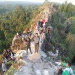 Batu Dinding Kalimantan Timur
