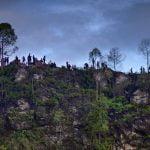 Menilik Batu Dinding, Tembok Besar China Dari Kalimantan