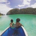 Keindahan pulau wayag