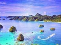 Pulau Wayag Raja Ampat, Kesempurnaan Sebuah Tempat Wisata Indonesia