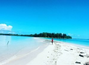 Indahnya Pulau Morata