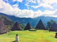 Mengenal Unik Dan Indahnya Wae Rebo, Desa Di Atas Awan Flores