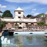 Pemandian Puteri dan Selir Raja Taman Sari Yogyakarta