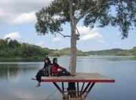 Bukit Pethu, Satu Lagi Spot Foto Asik Dari Waduk Sermo Kulon Progo