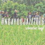 Tempat NgayogJazz 2016
