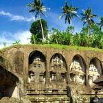 Candi Gunung Kawi, Candi Unik Dari Bali Yang Nempel Di Tebing
