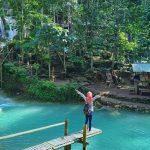 Air Terjun Kembang Soka Kulon Progo