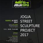 """Kota, Seni Patung, dan Sejarah Kawasan"" SEMINAR TERBUKA JSSP 2017 'Jogjatopia'"