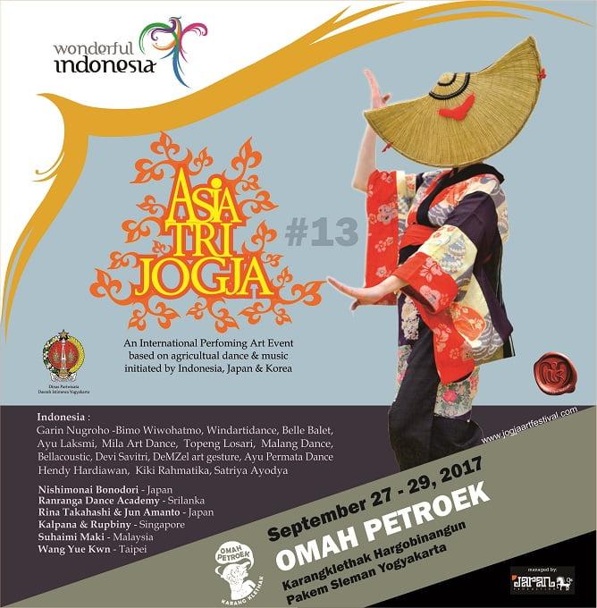 Festival Asia Tri Jogja 2017