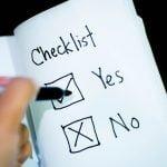 ChecklistYang Baik