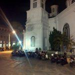 Kota Tua Semarang, tempat yang pas untuk berfoto dengan gaya Kolonial Belanda