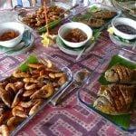 Kulineran Seafood Di Pantai Baron