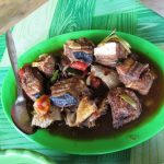 Kulineran Seafood di Pantai Ngrenehan Gunung Kidul