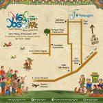 Peta menuju Ngayogjazz 2017 New