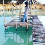 Danau Di Gurun Pasir Busung