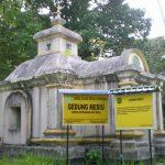 Gedung Mesiu Pulau Penyengat