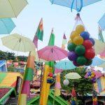 Keunikan Kampung Pelang Semarang