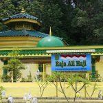 Komplek makam Raja Pulau Penyengat