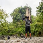 Menikmati Kayangan di Bendung Kayang Kulon Progo