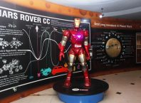 bandung scince center iron man