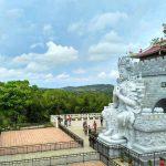 Pesona Vihara Ksitigarbha Bodhisattv