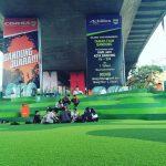 Bermain di Taman Film Bandung