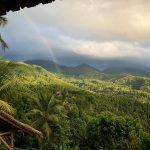 Desa Munduk Dengan Panorama Perbukitan