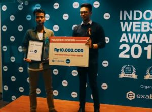 Piknikdong Raih Prestasi di Indonesia Website Awards 2017