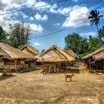 Desa Senaru Lombok