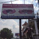 Kepiting 1992 Cak Gundul
