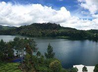 Lanscape Danau Situ Patenggang