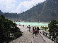 Menilik Eksotisme Alam Gunung Patuha Bandung Jawa Barat